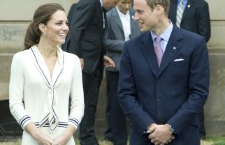 Kate Middleton et le prince William en visite à l\'Île-du-Prince-Édouard